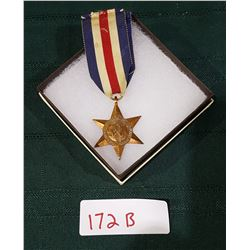 WWII MEDAL, THE FRANCE & GERMAN STAR MEDAL