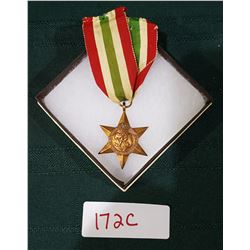 THE ITALY STAR MEDAL