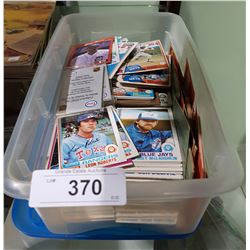 COLLECTION OF 1979 O-PEE-CHEE BASEBALL CARDS & 1980'S/90'S BASEBALL CARDS