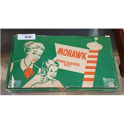 1950'S MOHAWK HOME BARBER KIT