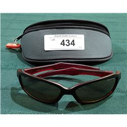 "NEW RYDERS ""GULLY"" SUNGLASSES W/CASE"