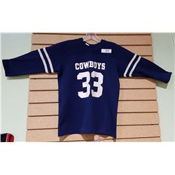 VINTAGE COWBOYS JERSEY YOUTH LARGE