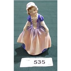 ROYAL DOULTON DINKY DO FIGURINE 4.5""