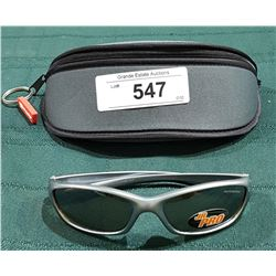 "NEW RYDERS ""JR JOLT"" SUNGLASSES W/CASE"