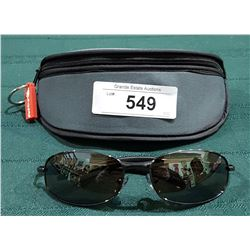 """NEW RYDERS """"SPARK"""" SUNGLASSES W/CASE"""