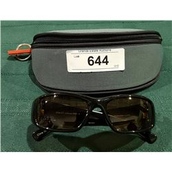 "NEW RYDERS ""LUSCIOUS"" SUNGLASSES W/CASE"