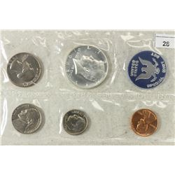 1965 US SPECIAL MINT SET WITHOUT ENVELOPE