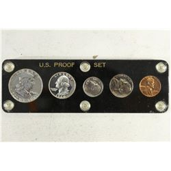 1960 US SILVER PROOF SET IN PLASTIC CASE