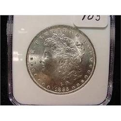 1880-S Morgan Silver Dollar  NGC  MS 65