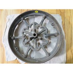 "CAST STEEL WHEEL FROM SEEDER *12""*"