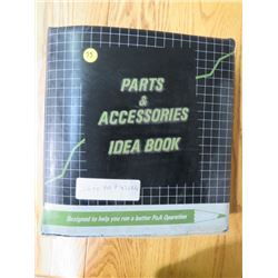 PARTS ACCESSORIES BOOK (CHEVROLET) *1977 - 1981*