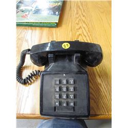 TELEPHONE (12 DIGIT PUSH BUTTON)