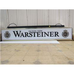 """LIGHTED SIGN (GERMAN BEER SIGN) *APPROX 50""""*"""