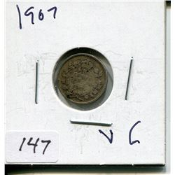 1907 CNDN SMALL NICKEL (SILVER)