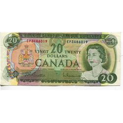1969 CNDN $20 BANKNOTE