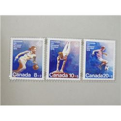 SOUVENIR STAMP COLLECTION (CANADA 1976 MONTREAL OLYMPIC GAMES) *VOLUME 2*