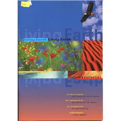 STAMPS (LIVING EARTH NATURE'S COLLECTION) *1995)*