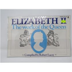 JACKDAW NO. 148 THE WORK OF THE QUEEN (REPRODUCED HOUSE OF WINDSOR PROCLAMATION, ETC)