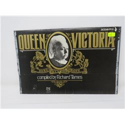 JACKDAW NO. 131 QUEEN VICTORIA (REPRODUCED SUMMONS TO CORONATION, LETTER TO FLORENCE NIGHTINGALE, ET