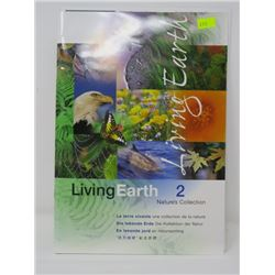 STAMPS LIVING EARTH 2 (NATURE'S COLLECTION ) *6 SETS OF MINT STAMPS *2001*