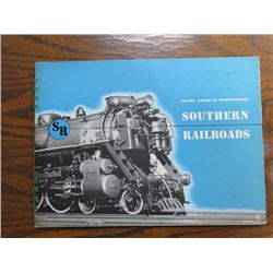 PHOTO ALBUM (STEAM LOCOMOTIVES) 'SOUTHERN RAILROADS NO. 5'