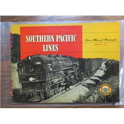 PHOTO ALBUM (STEAM LOCOMOTIVES) 'SOUTH PACIFIC LINES NO. 11'