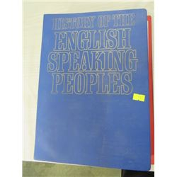 7 VOLUMES (HISTORY OF ENGLISH SPEAKING PEOPLE) *BY WINTSON CHURCHILL*