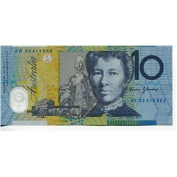 BANK NOTE (AUSTRALIA) *$10* (VALUE $10)