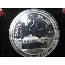 2011 CNDN $10 COIN (HIGHWAY OF HEROES) *RETAIL $70*