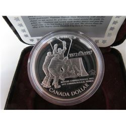 1997 CNDN COIN SET (25TH ANNIV OF CANADA-RUSSIA) *RETAIL $30*