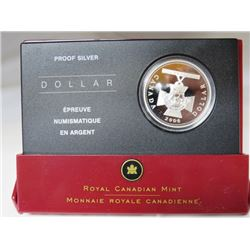 2006 CNDN $1 COIN (VICTORIA CROSS) *RETAIL $40*