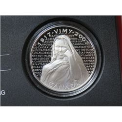 2007 CNDN $1 COIN (VIMY RIDGE) *RETAIL $80*