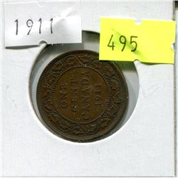1911 CNDN LARGE PENNY