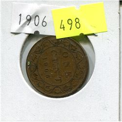 1906CNDN LARGE PENNY