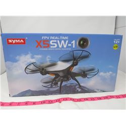 QUADRACOPTER REMOTE CONTROLLED DRONE (4CHANNEL)