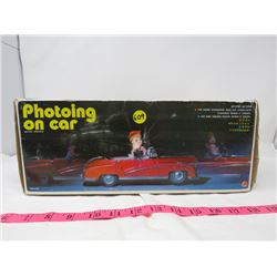 BATTERY OPERATED (PHOTOING ON CAR)