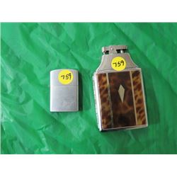 CIGARETTE CASE & LIGHTER (AUER)
