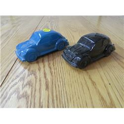 AVON BOTTLES (VOLKSWAGON) *QTY 2*