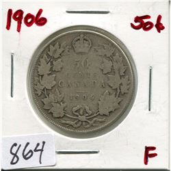 1906 CNDN 50 CENT PC (SILVER)