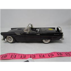 1956 FORD (THUNDERBIRD) *CONVERTIBLE 1/18 NO BOX*
