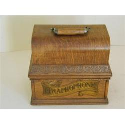 1 Columbia Graphophone Cylinder Phonograph     Model AT 267934