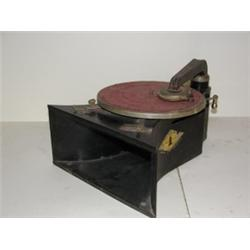 1 Bell Phonograph Record Player