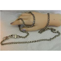 "BELT - CHAIN - 47"" LONG"