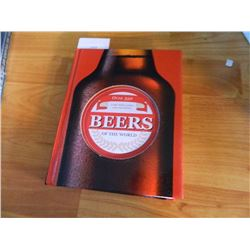 BOOK - BEERS OF THE WORLD - OVER 350 - DAVID KENNING