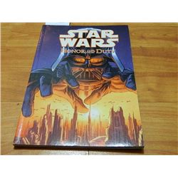BOOK - STAR WARS - HONOR AND DUTY