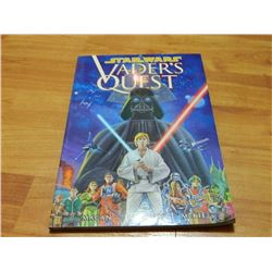 BOOK - STAR WARS - VADER'S QUEST