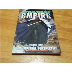 BOOK - STAR WARS EMPIRE - Vol. 3 THE IMPERIAL PERSPECTIVE