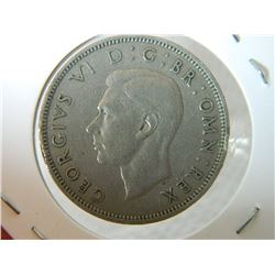 COIN - TWO SHILLING - FID DEF - 1949