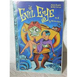 EVIL EYE #1 - 1998 - NEAR MINT - WITH BAG & BOARD