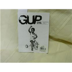 GUP - THE CRISIS ISSUE BACK COVER IMAGE IS UPSIDE DOWN - NOT SURE IF THIS IS IN ERROR OR NOT?